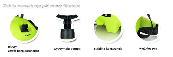 Zalety opryskiwaczy Marolex