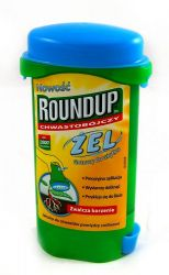 Roundup w żelu zwalcza chwasty 140ml Scotts