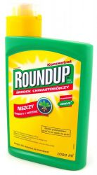 Roundup Ultra 170 SL Środek chwastobójczy 1000ml Scotts