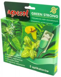 Green Strong doniczkowe 5x30ml Agrecol
