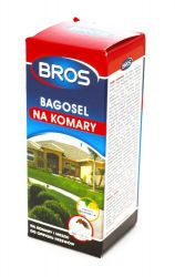 Bagosel 100 EC na komary i meszki 50ml BROS