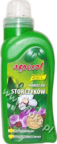 Nawóz do storczyków Mineral żel 500ml Agrecol