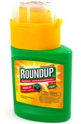 Roundup Ultra 170 SL Środek chwastobójczy 125ml Scotts