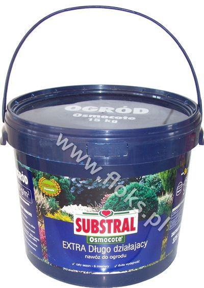 Nawóz do ogrodu długo działający Osmocote 15kg SUBSTRAL