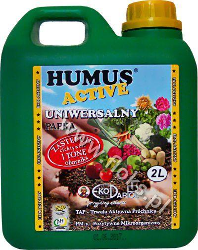 Humus Active