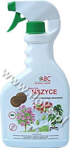 Aphisol Bio AL spray zwalcza mszyce i mączliki 600ml ABC
