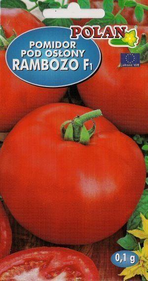 Pomidor pod osłony Rombozo 0,1g Polan