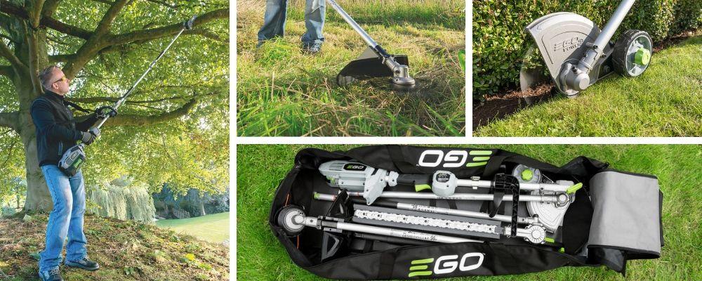 Zestaw narzędzi Multi-tool marki EGO Power+