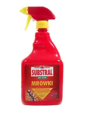Spray na mrówki ANT STOP AL SUBSTRAL 750ml