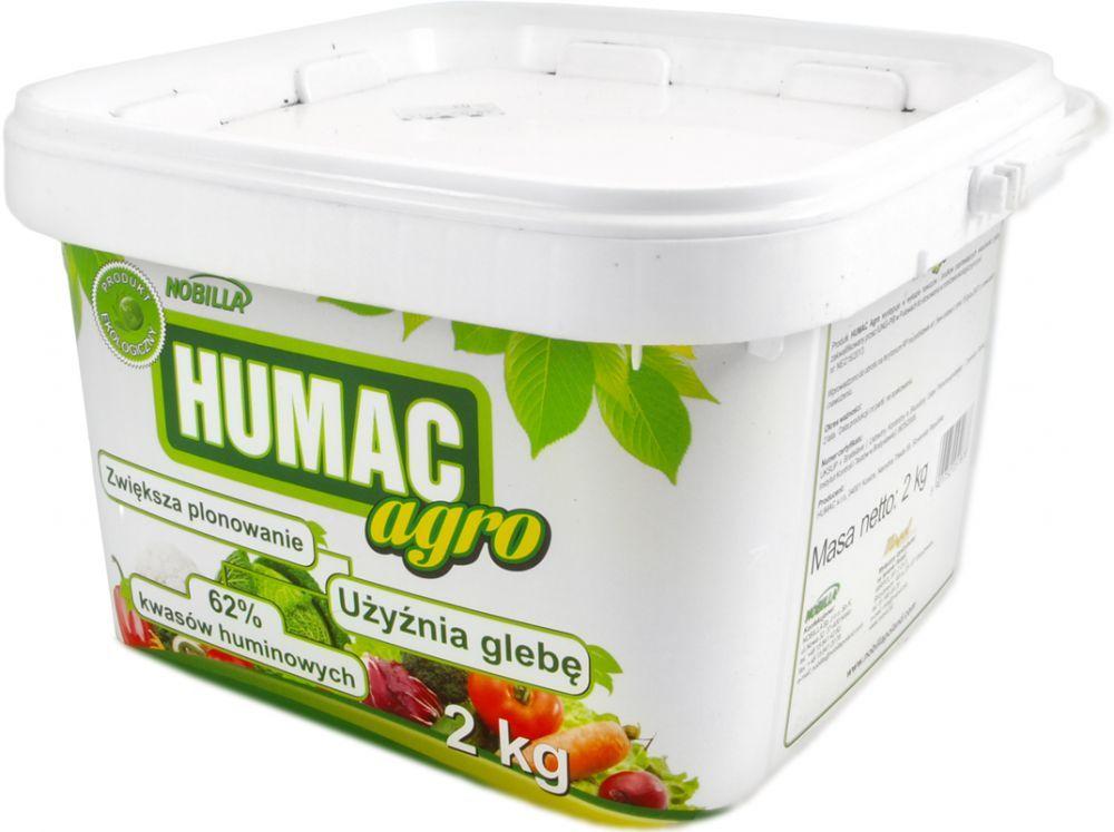 Humac Agro Preparat Humusowy 2kg Nobilla Floks Pl Sklep Ogrodniczy