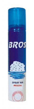 Spray na meszki repelent 90ml BROS