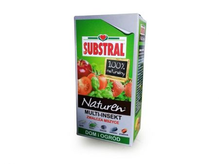 Multi-Insekt Naturen zwalcza mszyce 250ml Substral